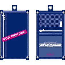 Love Live! Sunshine!! Unit Live Adventure 2020 Wallet Ticket Case