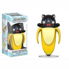 Bananya Vinyl Collectible: Black Bananya