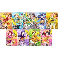 Love Live! School Idol Project μ's Bromide Collection Box Set