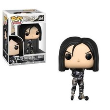 Pop! Movies: Alita: Battle Angel - Alita (Motorball Body)