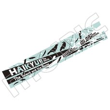 Haikyu!! the Movie: Talent and Sense Muffler Towel