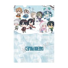 Kagerou Project Winter Ver. A4 Clear File