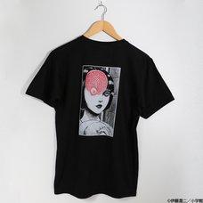 Junji Ito Uzumaki Azami Kurotani T-Shirt