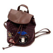 FLAPPER Ladies Wappen Backpack