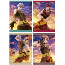 IDOLiSH 7 Reunion ZOOL Clear File Collection