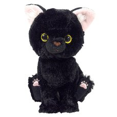 Kitten Plush: Black Cat