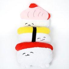 Oshushidayo! Diecut Cushions