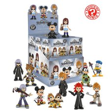 Mystery Minis: Kingdom Hearts