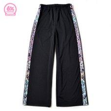 6%DOKIDOKI Kon Ton Line Pants