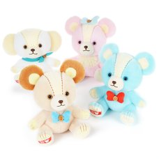 Candy Teddy Bears Plush Collection (Standard)