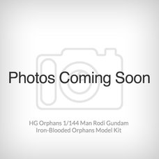 HG Orphans 1/144 Man Rodi Model Kit | Gundam Iron-Blooded Orphans