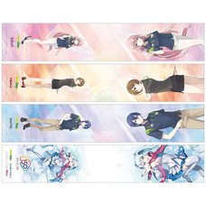 Vocaloid x NewDays Muffler Towel Collection