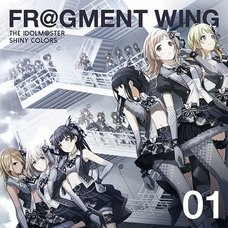 The Idolm@ster: Shiny Colors Fr@gment Wing CD 01
