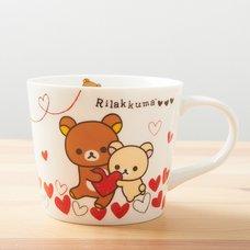 Rilakkuma Mug (Full of Hearts)