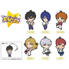Magic Kyun! Renaissance Trading Rubber Straps Box Set