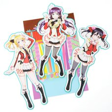 Love Live! Big Stickers - 3rd Years