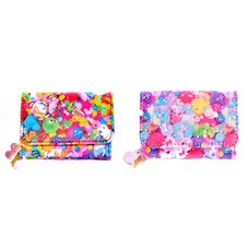 6%DOKIDOKI Colorful Rebellion Mini Wallet