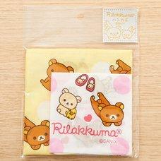 Rilakkuma Handkerchief Set