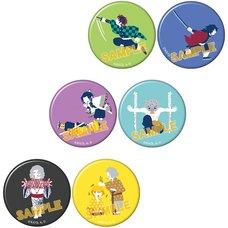 Kimetsu no Yaiba Yuru Palette Pin Badge Set Vol. 3