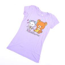 Rilakkuma Music Time T-Shirt