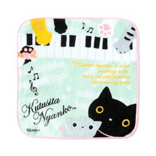 Kutusita Nyanko Petite Towel