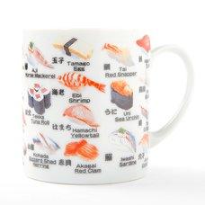 Sushi Mug
