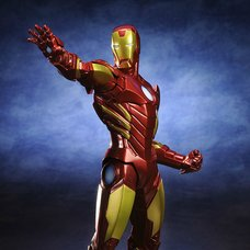 ArtFX+ Iron Man Marvel NOW! Red Color Variant