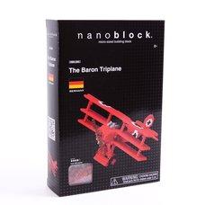 Nanoblock Red Baron Tri-Plane