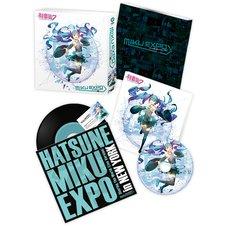 Hatsune Miku Expo in New York Blu-ray