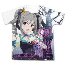 The Idolm@ster Cinderella Girls My First Star!! Ranko Kanzaki Graphic T-Shirt