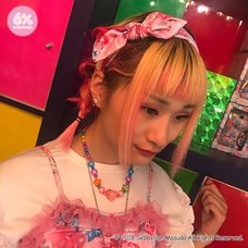 6%DOKIDOKI Ribbon Hairband