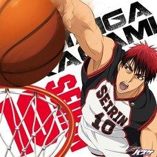 TV Anime Kuroko's Basketball Character Song Solo Series Vol. 2: Taiga Kagami