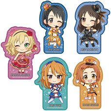 The Idolm@ster Cinderella Girls Magnet Collection