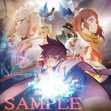 Tales of Zestiria the X A2 Metallic Poster