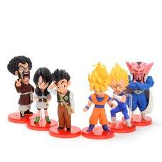 Dragon Ball Kai World Collectable Figure - Episode of Boo Vol. 1