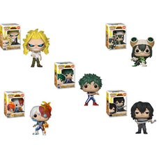 Pop! Animation: My Hero Academia - Complete Set