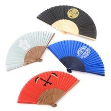 Busho Folding Fans