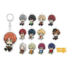 Ensemble Stars! Mogumogu Acrylic Keychain Collection Vol. 3 Box Set