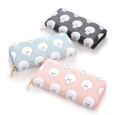 FLAPPER Puff-chan Long Wallet