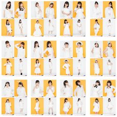 "Morning Musume. '15 ""Tsumetai Kaze to Kataomoi / Endless Sky / One and Only"" Single CD Launch Event 4-Photo Set D"