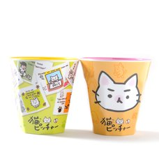Neko Pitcher Melamin Cups