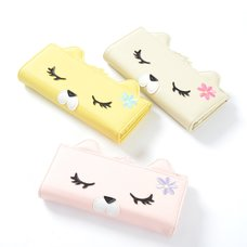 Mie-chan Long Wallets