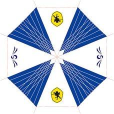 TYPE-MOON Racing Altria Pendragon Umbrella