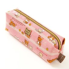 Rilakkuma Motto Nonbiri Neko Pencil Case