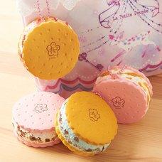 Cafe Sakura Cookies and Ice Cream Squishy Charm