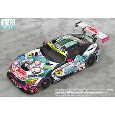 Good Smile 1/43 Scale Hatsune Miku AMG: 2019 Ver.