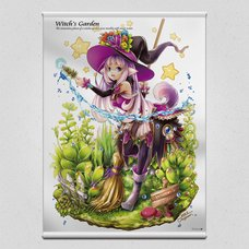 Witch's Garden Tapestry