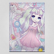 Sakura Unicorn Tapestry