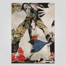 Beginning of Spring Tapestry