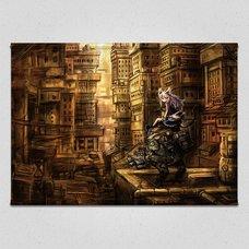 Gray City Tapestry